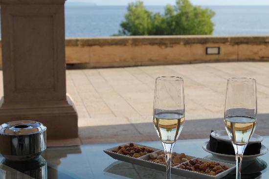 Hospes Maricel Mallorca & Spa: esta es cuando llegamos al hotel!