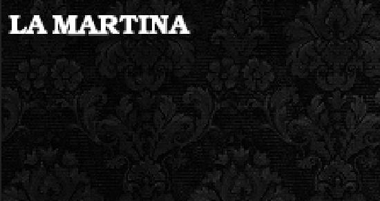 La Martina Polo Ranch: La Martina Logo