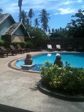 Samui Heritage Resort: Samui Heritage Pool