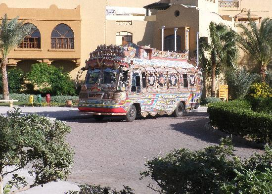 The Three Corners Rihana Inn: An El Gouna Shuttle Bus