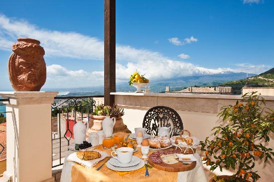 Hotel Taodomus: Terrazza