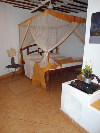 Villa Kiva Resort and Restaurant: my room