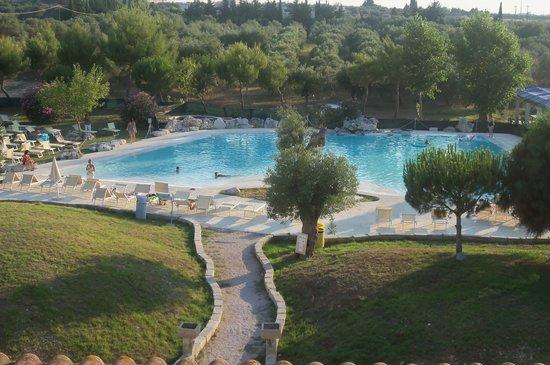 Vernole, Italia: Pool Piscina Villa Conca Marco
