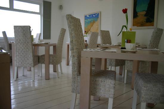 Boskerris Hotel: Dining Room