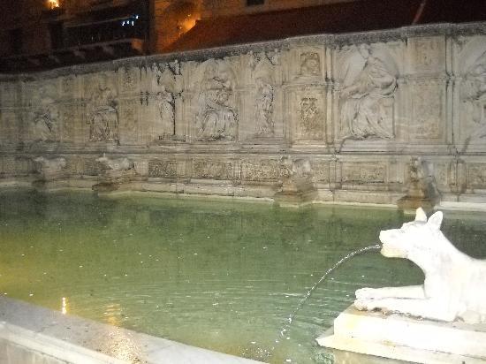 B&B La Coperta Ricamata: fontana