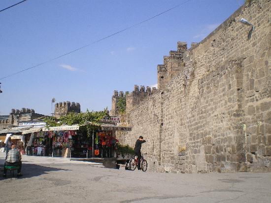Hotel Almer: Citadelle de Kayseri