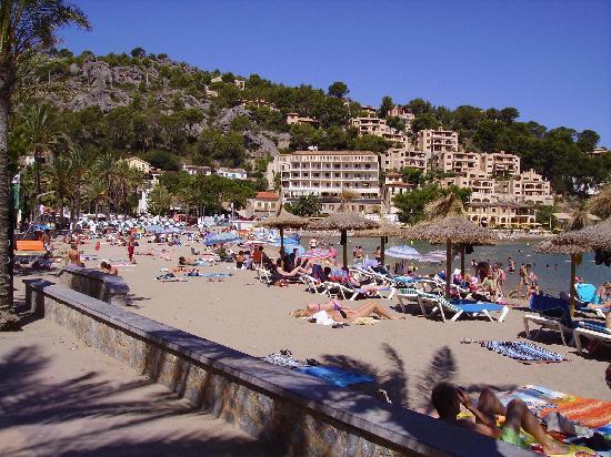 SENTIDO Porto Soller : Local Beach