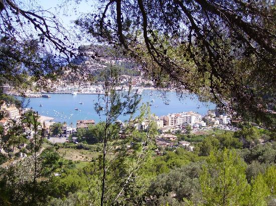 SENTIDO Porto Soller : View from our room