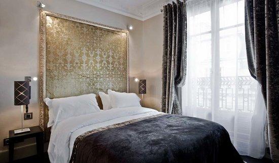 Hotel Ares Paris: Chambre Classique - Classic room