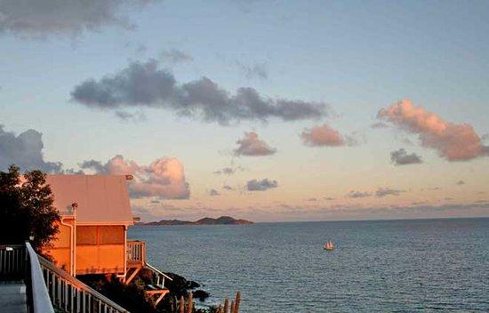 Concordia Eco-Resort: View from boardwalk