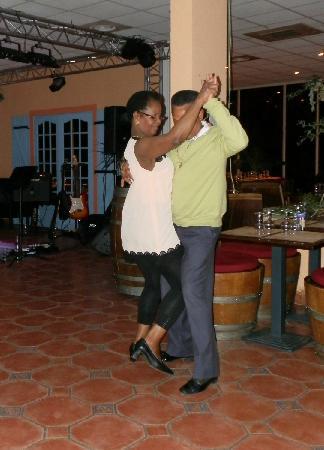 Le Chap'Val : on danse