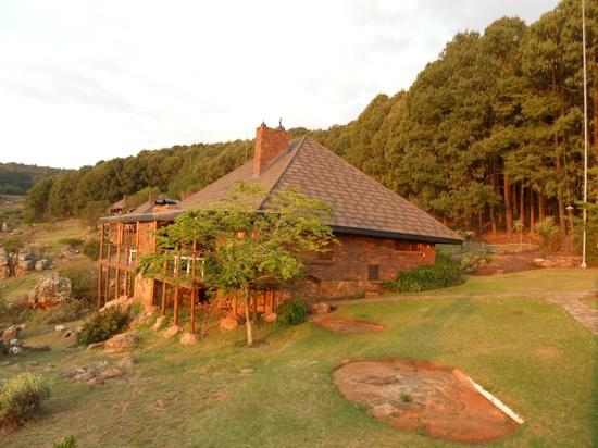 Crystal Springs Mountain Lodge: Beautiful lodges