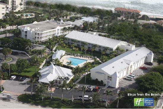 Holiday Inn Express North Palm Beach - Oceanview : A little bit of paradise by the ocean