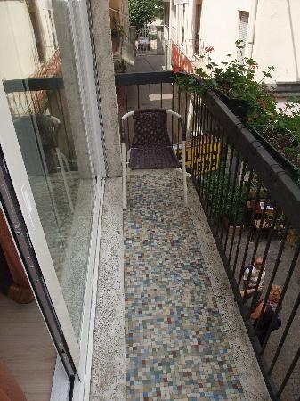 Primavera Hotel : Balcone Tripla