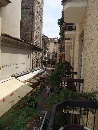 Primavera Hotel : Veduta