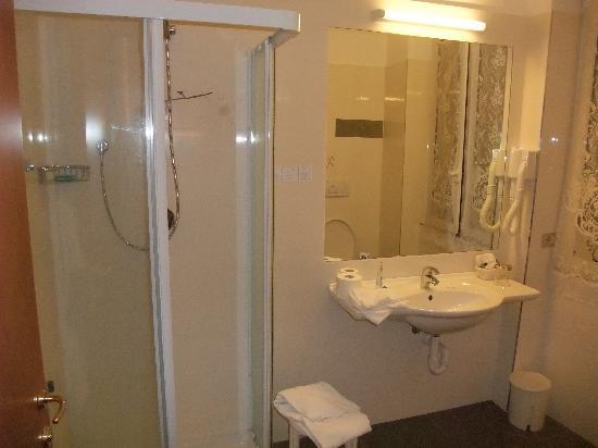 Primavera Hotel : Bagno
