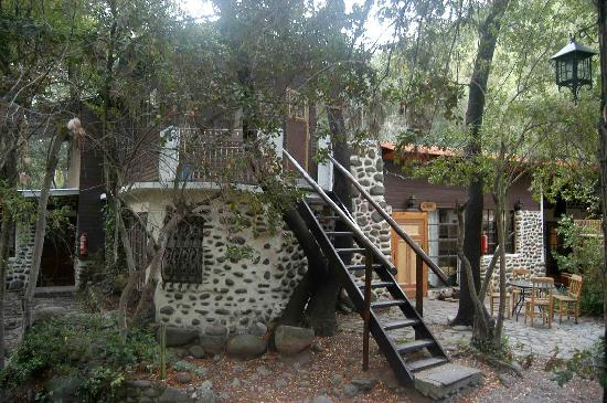 Shangri-La Colchagua Lodge: Cabañas del Lodge