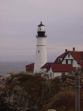 Hampton Inn Portland Downtown - Waterfront: A must see - Portland Head Light