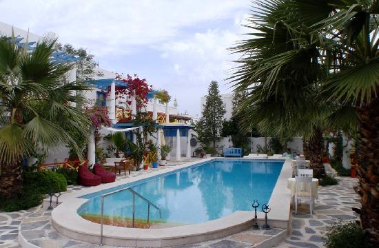 Su Hotel: Garden