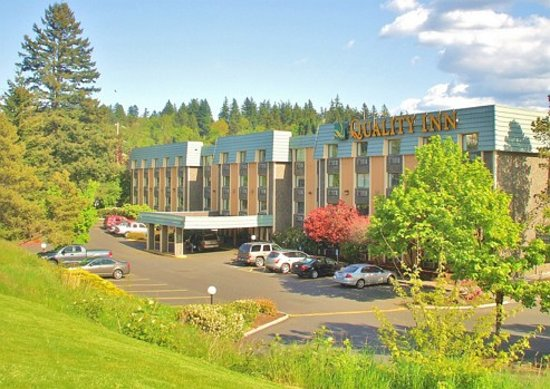 Quality Inn Tigard: Quality Service Starts Here