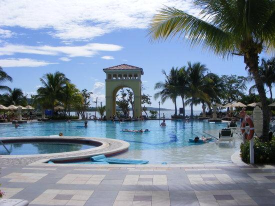 Sandals South Coast: Main pool