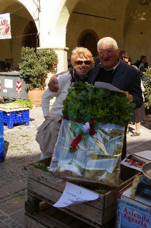 Antica Dimora alla Rocca: The Black Celery Festival October 2011