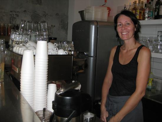 Invit Espresso Bar: Great Barista