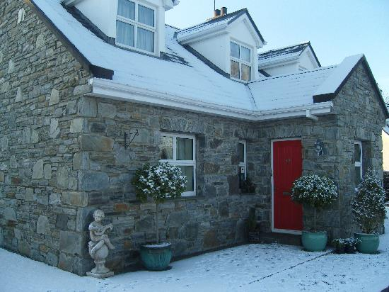 Tullyvrick Bed & Breakfast: Tullyvrick in the Snow