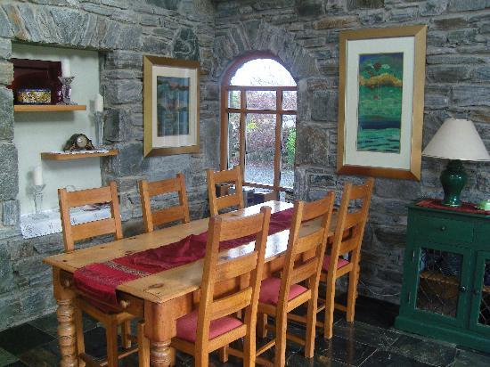 Tullyvrick Bed & Breakfast: Dining Room