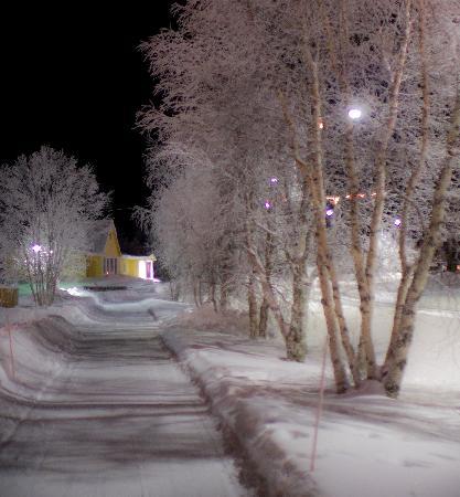 Hotel Hetan Majatalo: Village of Enontekiö