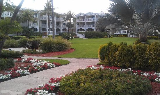 Hyatt Residence Club Key West, Windward Pointe: Beautiful grounds
