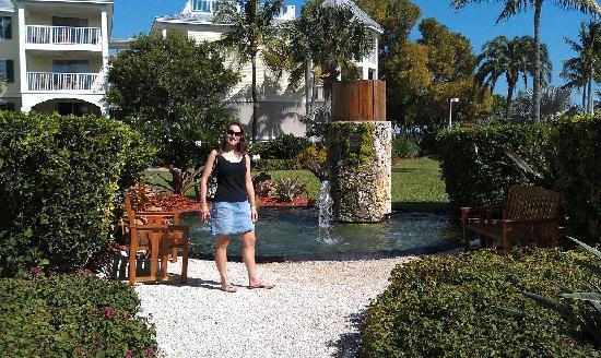 Hyatt Residence Club Key West, Windward Pointe: Grounds