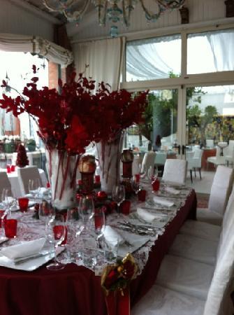 Country House Casino di Caccia: tavolo per Natale!