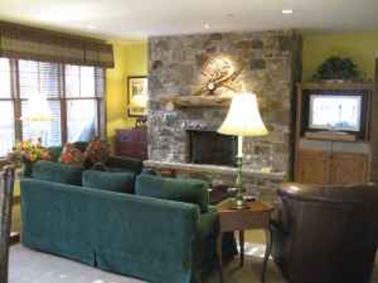 Teton Club: Living Room