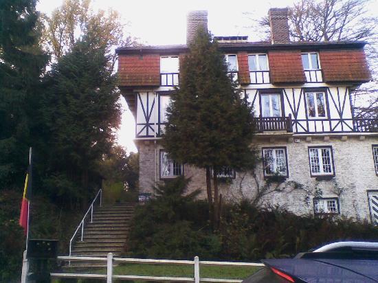 Bed & Breakfast de Genval : front of House