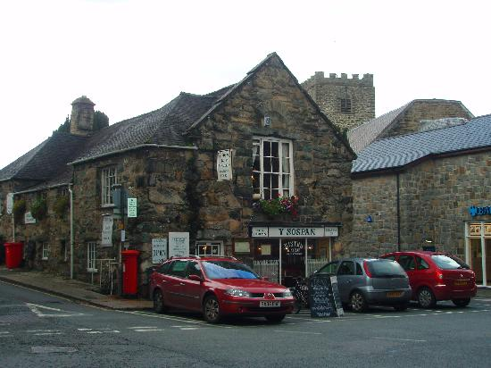 Y Sospan Cafe: At heart of Dolgellau