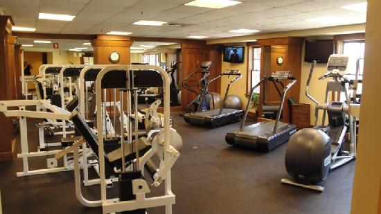 Teton Club: Fitness Center