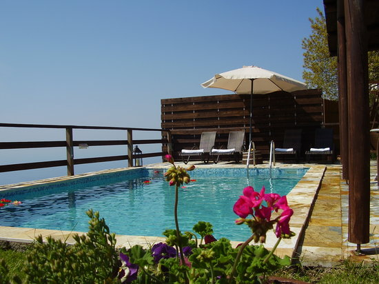 Amadryades Villas: swimming pool