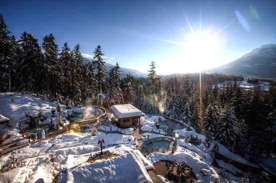 Scandinave Spa Whistler照片
