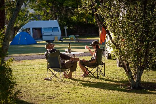 "Motueka TOP 10 Holiday Park: Unwind in our peaceful ""park-like"" setting"