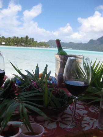 Moana Jet Ski: Lunch on the private Motu