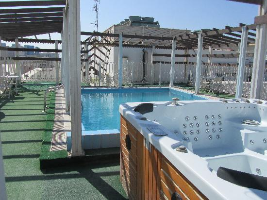 Dream Palace Hotel: Pool