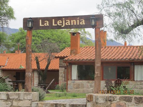 La Lejania : Frente comedor