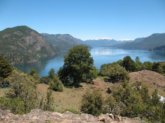 San Martin de los Andes, Argentinië: Mirador Bandurrias