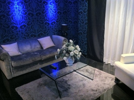 Apartamentos Betancourt: Salón