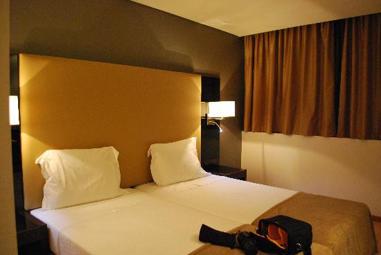 Turim Alameda Hotel : stanza
