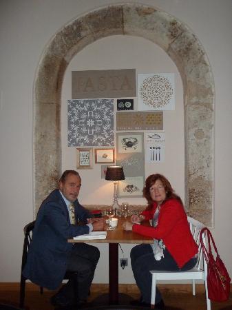 Praga- Ambiente pasta fresca