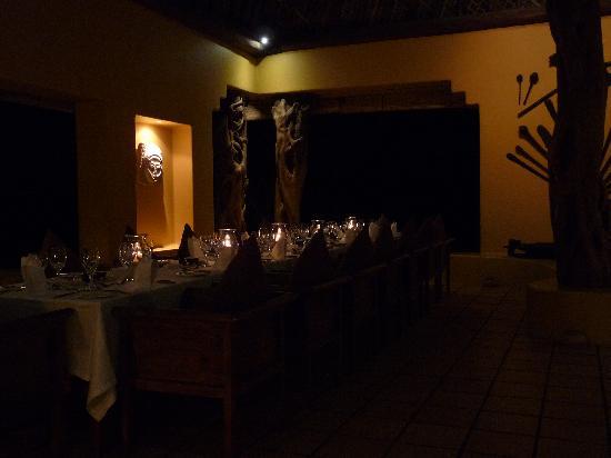 Vatulele Island, Fiji: BBQ dinner