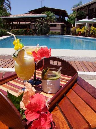 Hotel Samara Pacific Lodge: Near The Pool