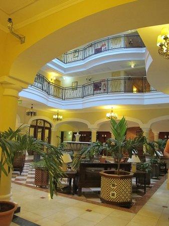 Iberostar Grand Hotel Trinidad: lobby area.